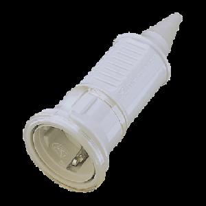 Ổ nối nguồn công nghiệp xúc an toàn 16A-2P + E-230V