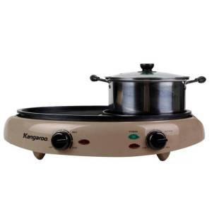 Bếp nướng lẩu đa năng Kangaroo KG96N