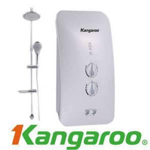 Máy nước nóng trực tiếp Kangaroo Kg236Pw (Trắng)