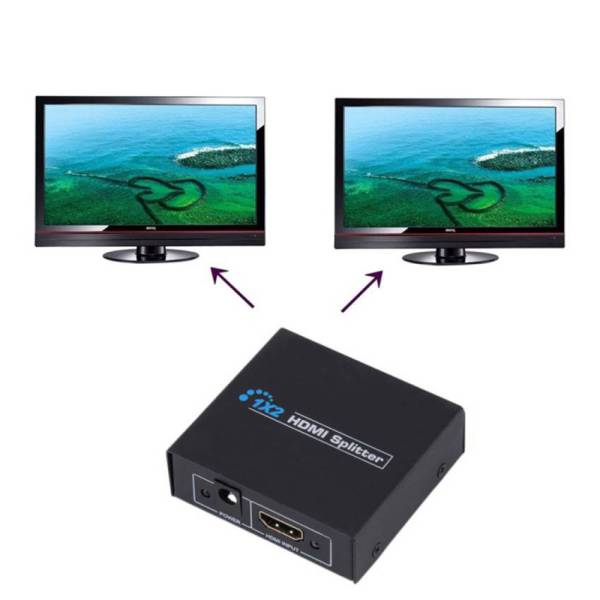 Bộ chia HDMI 1 ra 2 full HD 1080P