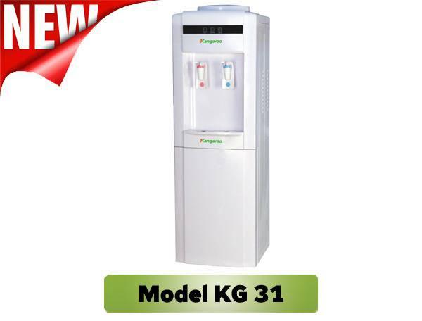 Cây nước nóng lạnh Kangaroo KG31 1L/h