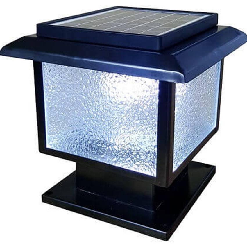 Đèn cổng mini năng lượng mặt trời SolarV