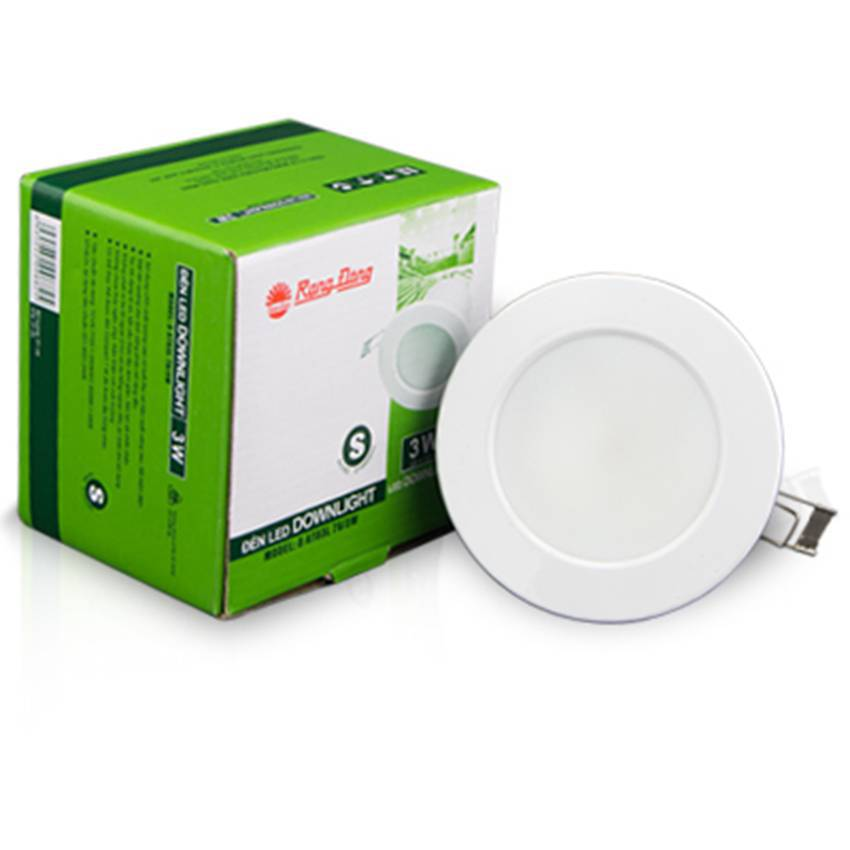 Đèn Led Downlight (S) D At03l 120/9w