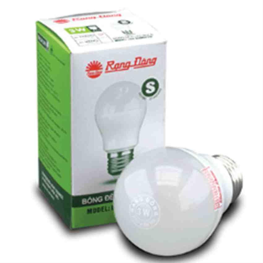 Bóng đèn LED 3W/ E27 A50N2/3W