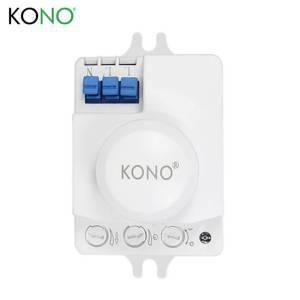 Công tắc cảm biến siêu âm bật đèn KN-RD01A