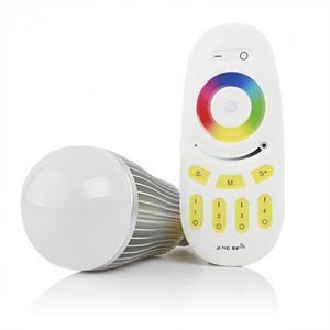 Bóng đèn led nhiều màu sắc điều khiển từ xa KN-FUT16