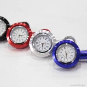 Đồng hồ gắn kính xe máy