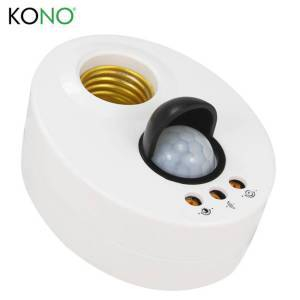 Đui đèn cảm ứng KONO KN-LS9A thông minh