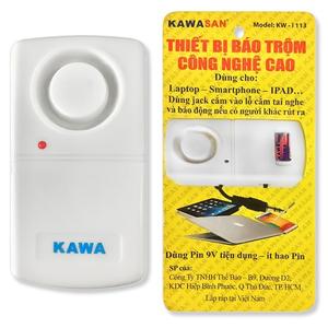 Báo trộm laptop, điện thoại KW-I113