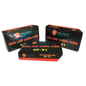 Khóa chống trộm xe máy công nghệ chứng thực RFID GP-V1