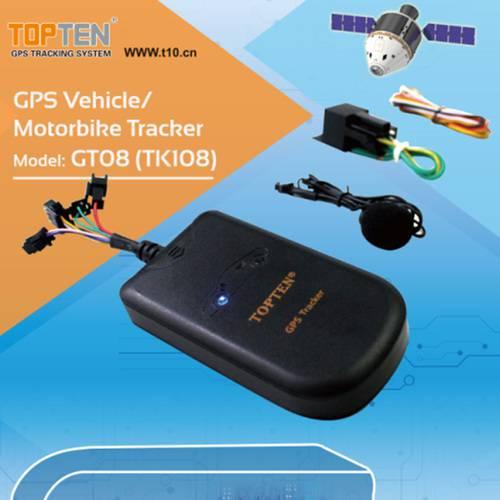 Thiết bị định vị GPS, theo dõi vị trí toàn cầu cho ô tô, xe máy GT08