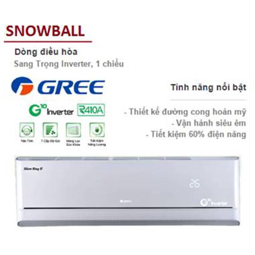 Máy lạnh Gree GWC09MA-K3DNE2I