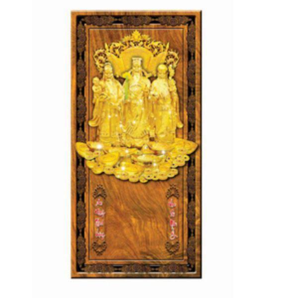 Lịch gỗ Phúc – Lộc – Thọ (Kèm cuốn lịch)