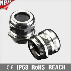 Cable gland Đồng thau mạ niken M 3225BR