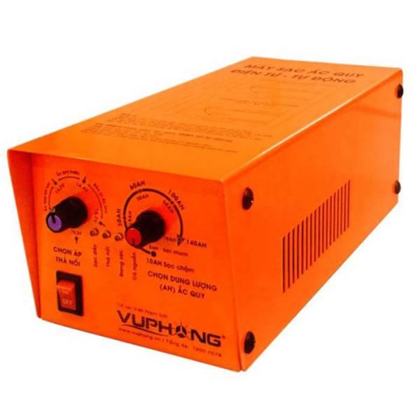 Bộ sạc acquy điện tử – tự động 3 chế độ 5AH->140AH