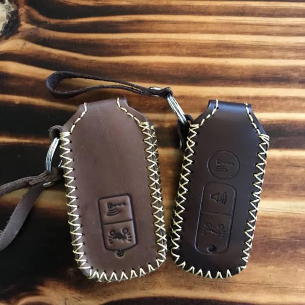 Bao da chìa khóa, remote xe máy-ô tô.