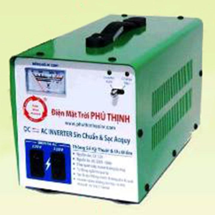 Bộ đổi nguồn sin chuẩn & sạc acquy 12V-700VA