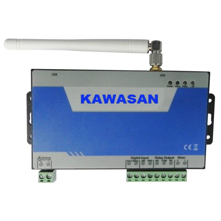 Thiết bị điều khiển điện từ xa dùng Sim DK2S