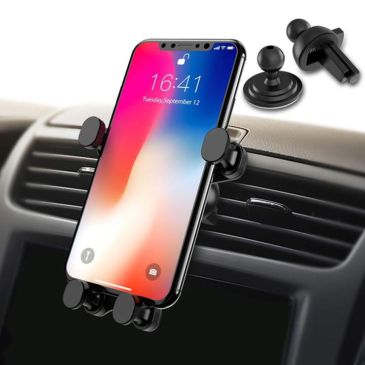 Giá đỡ điện thoại chống sốc trên ô tô