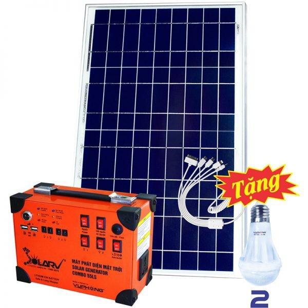 Bộ phát điện mặt trời Lithium COMBO 70LS