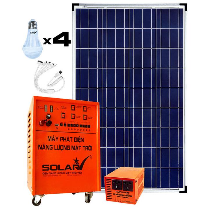 Máy phát điện mặt trời COMBO-110