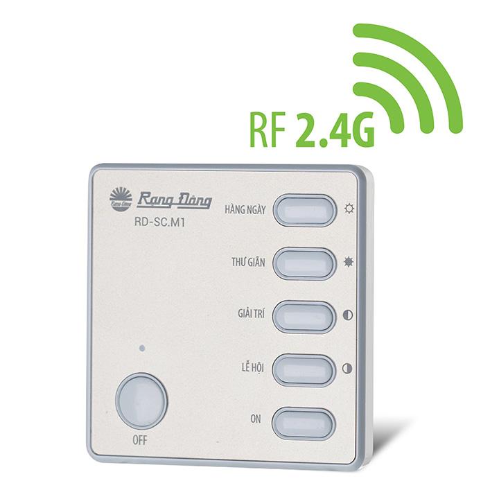 Bộ điều khiển Remote không dây gắn tường RD SC.M1