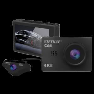 Camera Hành Trình Cao cấp VietMap C65 ghi hình Trước & Sau xe